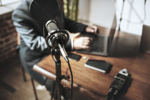Love in a time of Podcasts